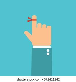 hand finger bow