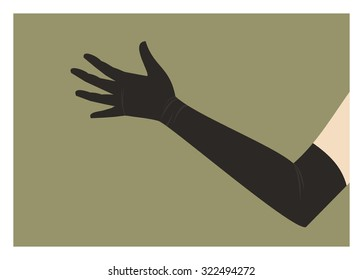 Long Gloves Images ba03e1eec7