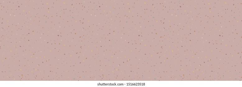 Hand made washi paper texture seamless border pattern. Tiny speckled hand drawn flecks . Soft ecru off pink neutral tone. Recycled homespun asian rim stationery, fashion edging ribbon trim.