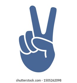 Hand Peace Sign, Expression, fingers, gesture