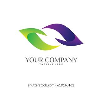 Hand Shake Logo Template Design