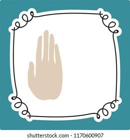 Hand Signals: Classroom Management
