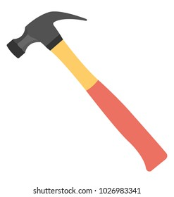 A hand tool for carpentry and construction, hammer