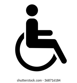 Toilet Seat Disabled Person