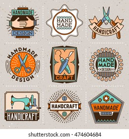 Royalty Free Handicraft Logo Stock Images Photos Vectors