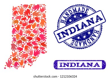 Indiana State Seal Images Stock Photos Vectors Shutterstock