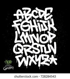 Handmade Urban Font