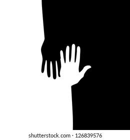 Hands equal