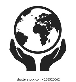 Hands Holding Earth Images Stock Photos Vectors Shutterstock Polish your personal project or design with these hands holding earth transparent png images, make it even more personalized and more attractive. https www shutterstock com image vector hands holding globe earth web black 158520062