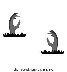 Hands simple illustration clip art vector