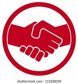 handshake symbol (sign)