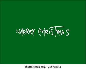Handwritten Lettering Happy Holiday - vector