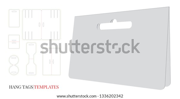 Hang Tag Template Free from image.shutterstock.com