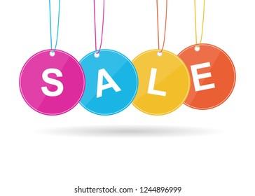 Hanging sale price tag