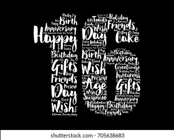 16th Birthday Images Stock Photos Amp Vectors Shutterstock