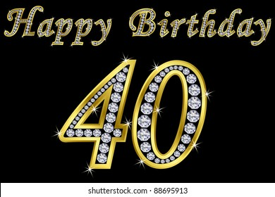 40th Birthday Party Images Stock Photos Amp Vectors