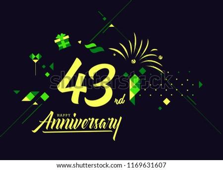 இனிய பிறந்த தின வாழ்த்துகள் ஜாகீதா பானு  Happy-43rd-anniversary-lettering-text-450w-1169631607