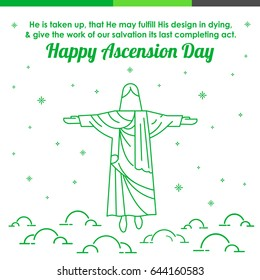 Happy Ascension Day