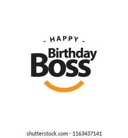 Birthday Boss Images Stock Photos Vectors Shutterstock