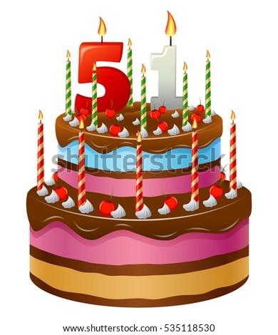 Happy Birthday Cake 51