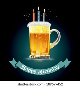 Birthday Beer Images Stock Photos Vectors Shutterstock