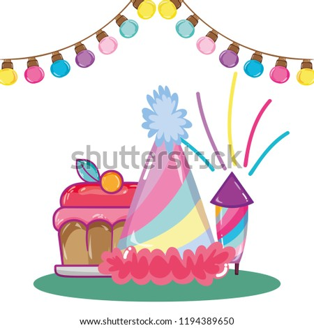 Happy Birthday Cartoons Stock Vector Royalty Free 1194389650