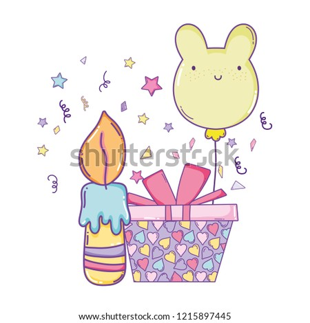 Happy Birthday Cartoons Stock Vector Royalty Free 1215897445