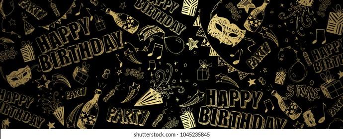 Picture Graffiti Tulisan Happy Birthday Graffiti 3d