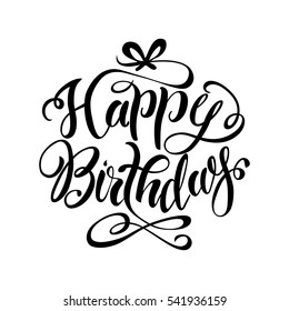 happy birthday text images stock photos vectors shutterstock