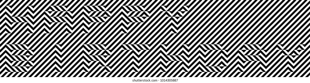 HAPPY BIRTHDAY sign . Optical illusion font. Pixelated font. Hidden, hard to read. Easy to recolor.