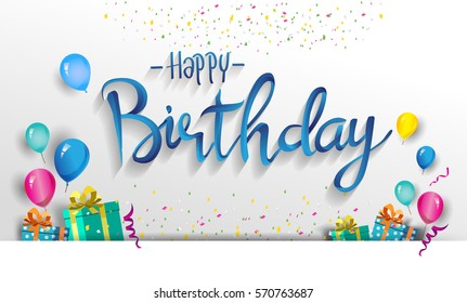 happy birthday card images stock photos vectors shutterstock