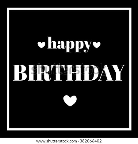 gothic happy birthday HAPPY BIRTHDAY Vector Background Gothic Happy Stock Vector  gothic happy birthday