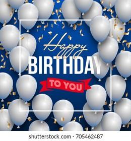 Birthday Man Images Stock Photos Vectors
