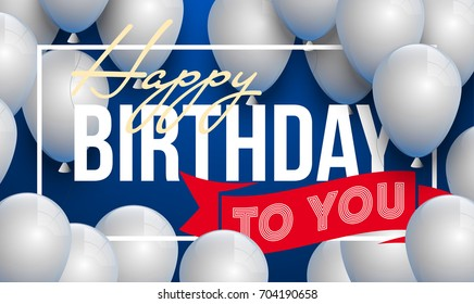 Royalty Free Man Birthday Images, Stock Photos & Vectors | Shutterstock