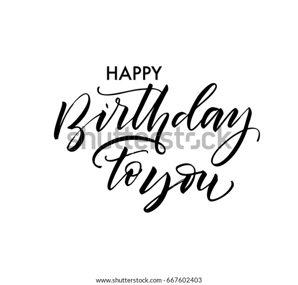 Herzlichen Glückwunsch Zum Geburtstag Auf Deine Stock