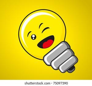 happy bulb