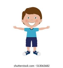happy child icon image
