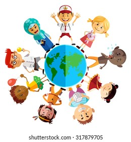 Child Cartoon png download - 609*609 - Free Transparent Childrens Rights  png Download. - CleanPNG / KissPNG