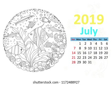 Oksana Alekseeva S Calendar 2019 Set On Shutterstock