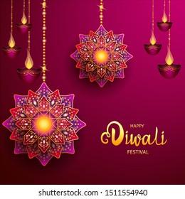 Happy Diwali Festival \u002F Indian Festival