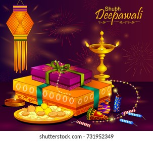Diwali Gifts Images Stock Photos Vectors Shutterstock
