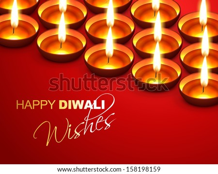 Happy diwali wishes greeting design stock vector royalty free happy diwali wishes greeting design m4hsunfo