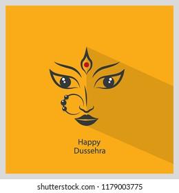 Happy Dussehra Godess maa durga