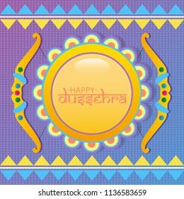 Happy Dussehra India Festival