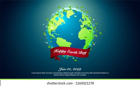 happy earth day 2019