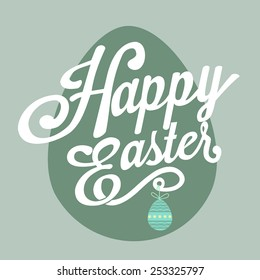 Happy Easter  Background.vector