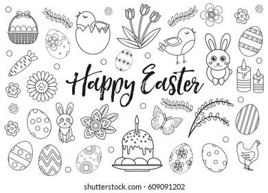 Imágenes Fotos De Stock Y Vectores Sobre Happy Easter