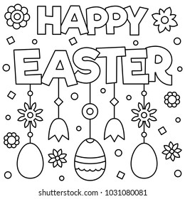 Easter Colouring in Images, Stock Photos & Vectors | Shutterstock