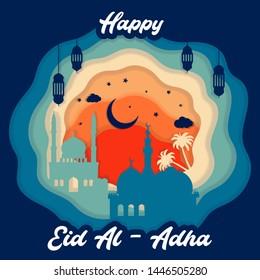 banner idul adha images stock photos vectors shutterstock https www shutterstock com image vector happy eid al adha idul 1446505280