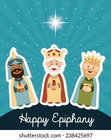 happy epiphany design